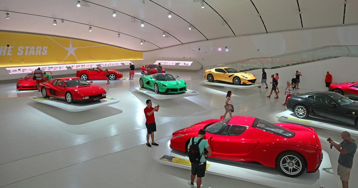 Modena Italy A Car Enthusiast S Journey With Ferrari And Lamborghini